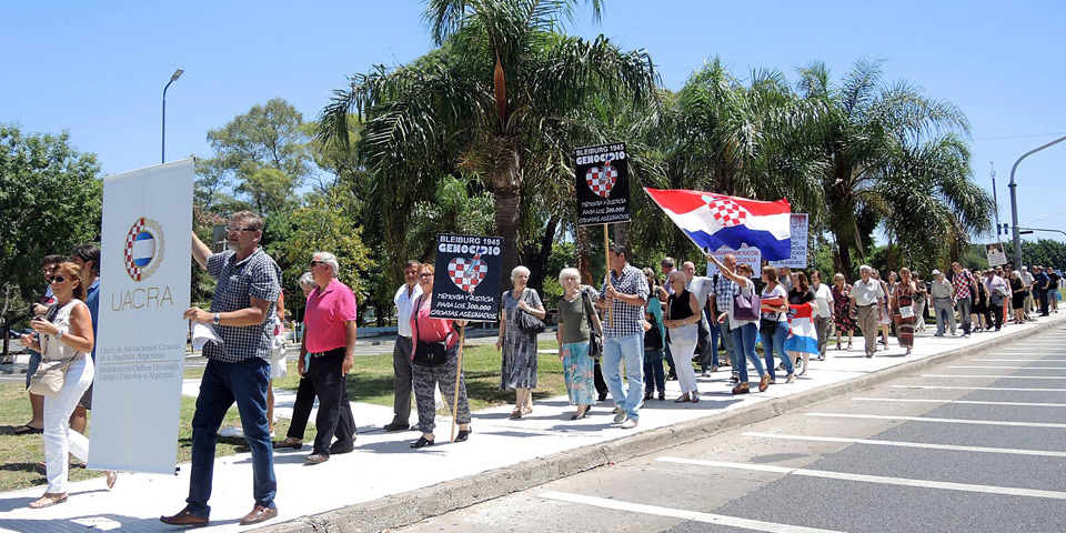 Croatia's Far Right Draws Strength from Diaspora