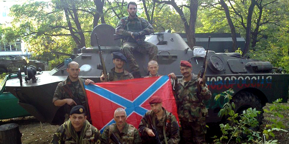 Facebook Reveals Serbian Fighters' Role in Ukraine War