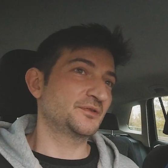Dragan, 2.deo - Profilna slika